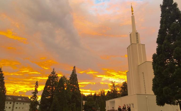 Perego's Swiss Temple photo