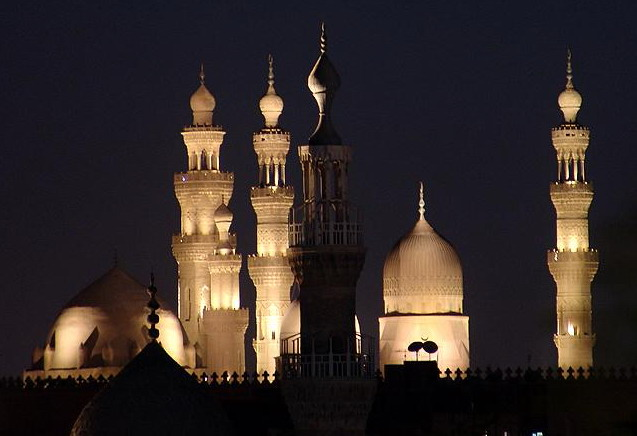 Cairo, a sampling of mosques