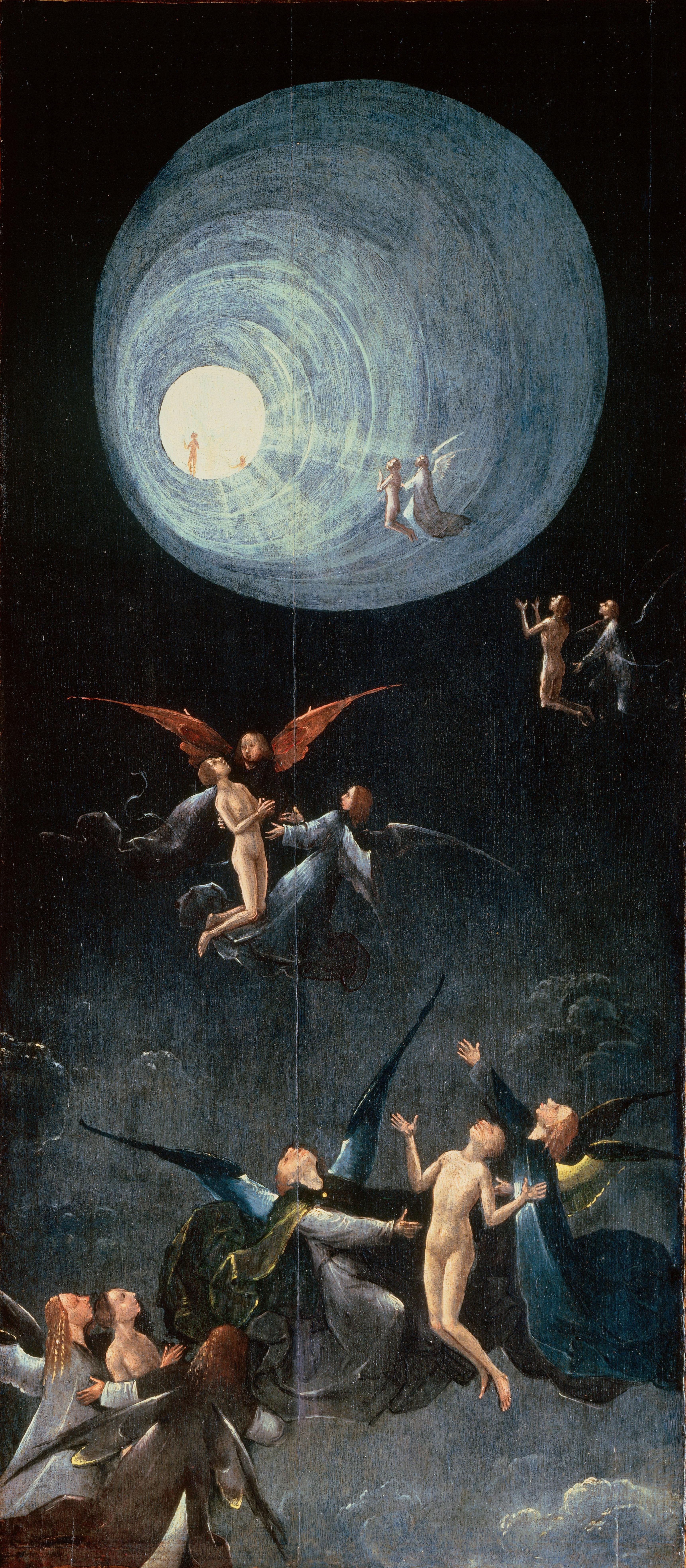 "Bosch's ""Ascent to the Empyrean"""