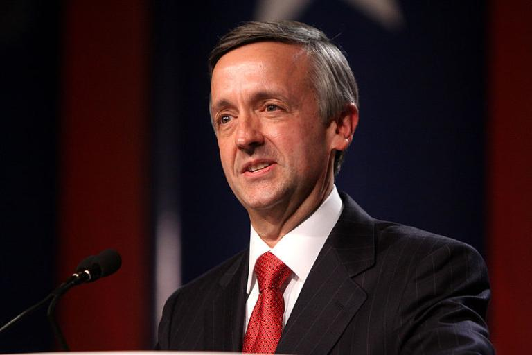 Robert Jeffress, deep Christian thinker