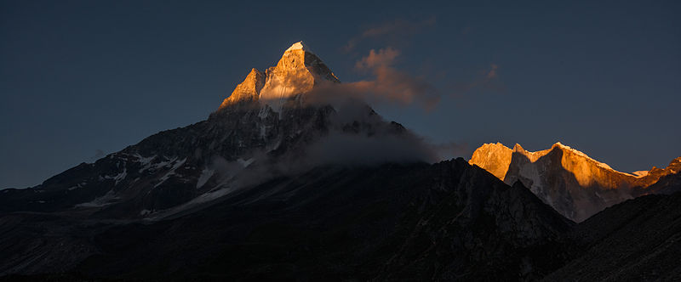 Divine mountains