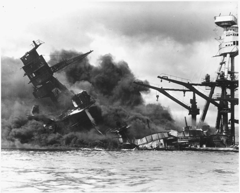 Pearl Harbor/Arizona