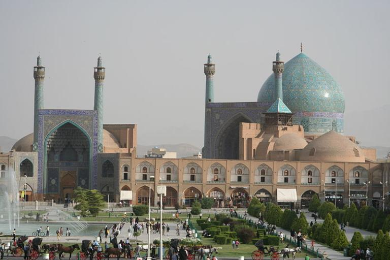 Isfahan's most significant mosque