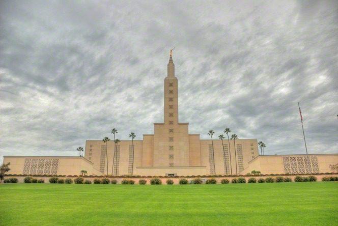 The LA Temple