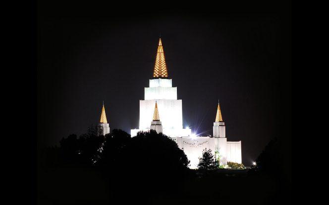 The Oakland California Temple