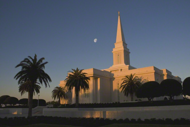 Florida's earliest LDS temple