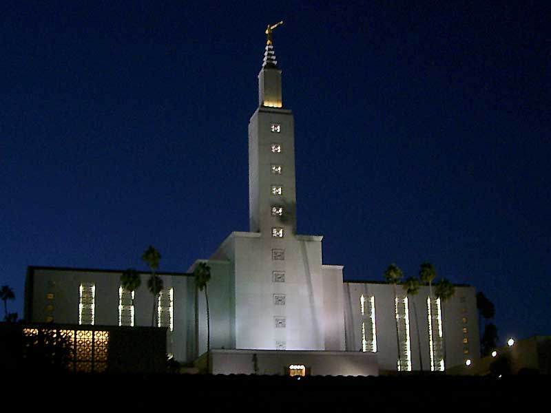The L.A. Temple