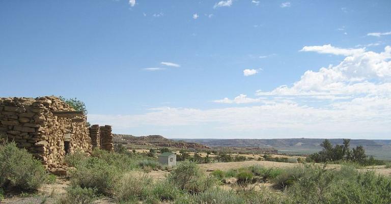 A view near Oraibi