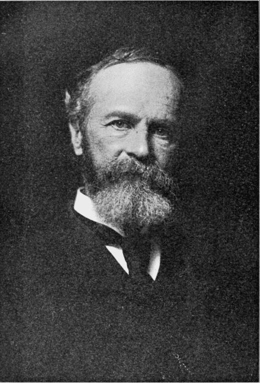Harvard's William James