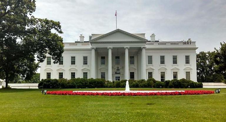 Das Haus des Präsidenten