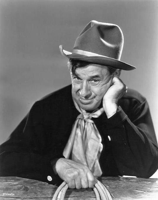 The late Will Rogers