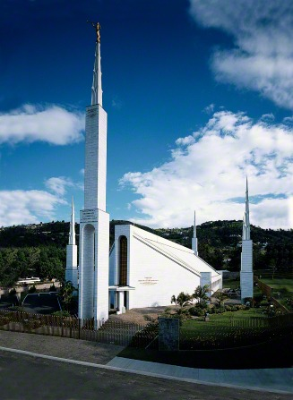 Guatemala's first LDS temple