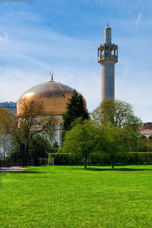 The Regent's Park Mosque, London