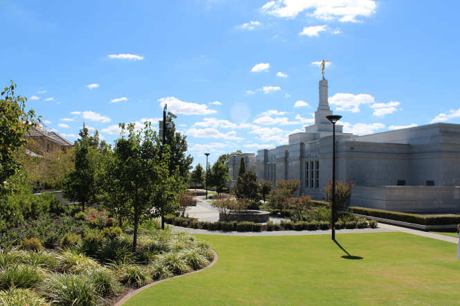 The temple in Perth, West Australia