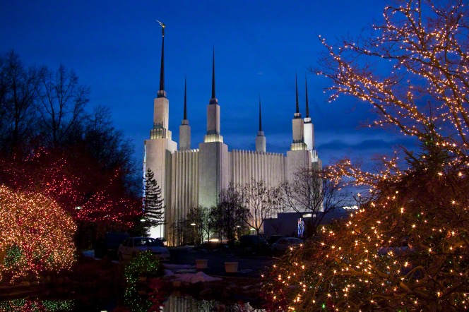 LDS temple in Maryland