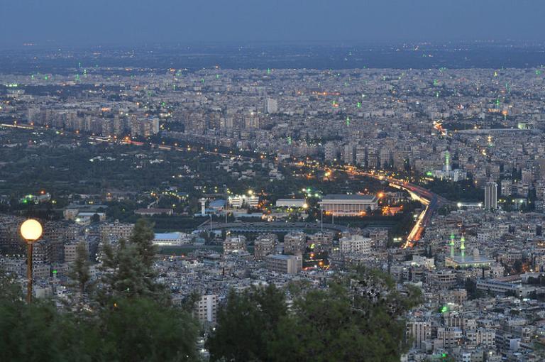 Syria's Damascus