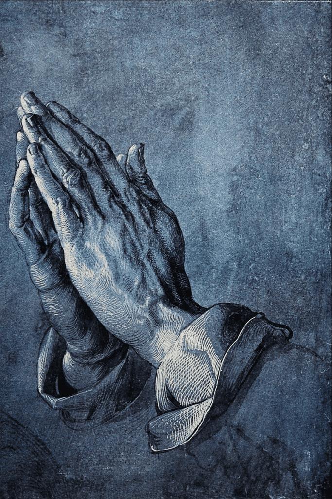 Dürer's Praying Hands