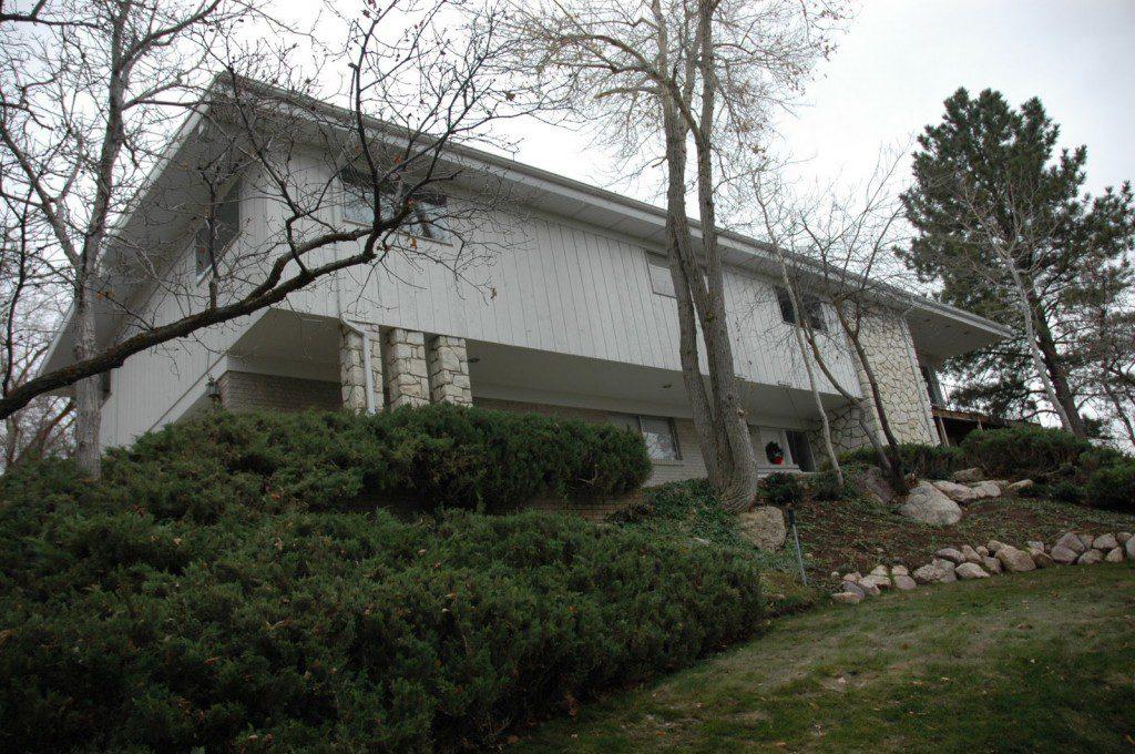 Elder Scott's house