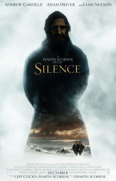 """""""Silence"""" promo poster"""