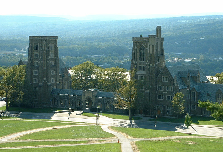 Cornell U. today