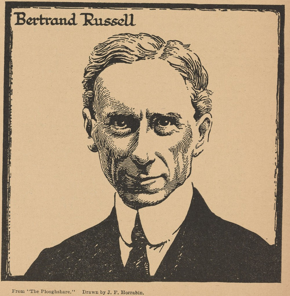 Lord Russell in 1917