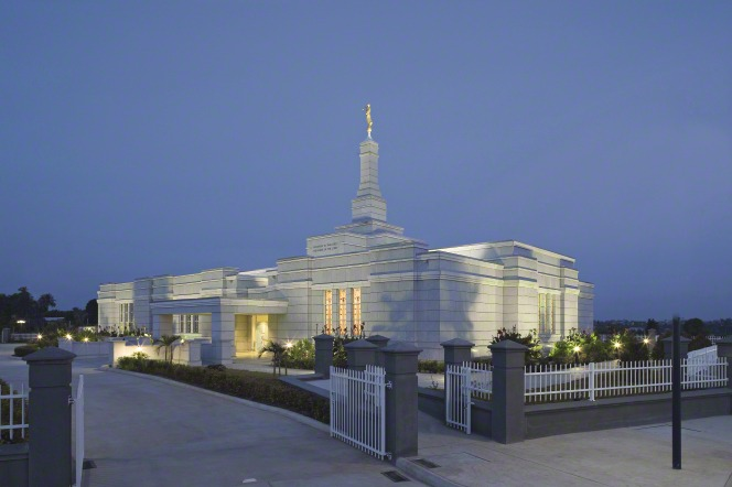 Nigeria's first and only temple