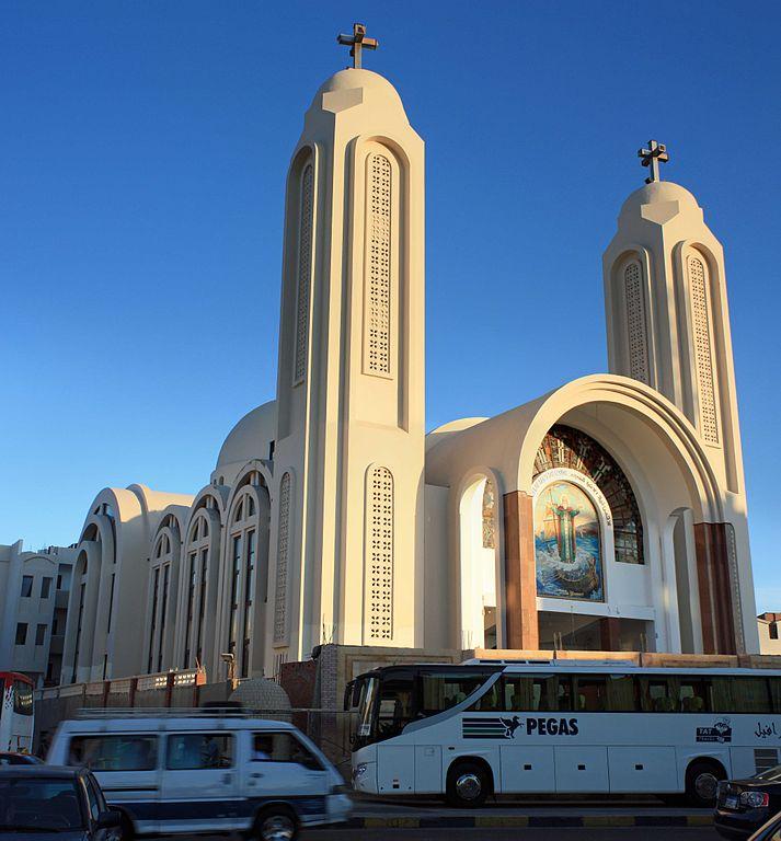 Hurghada Xn church