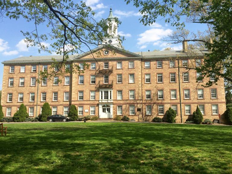 PTS's Alexander Hall