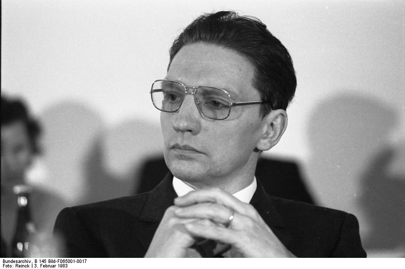 Pannenberg, Wolfhart, in his early 50s