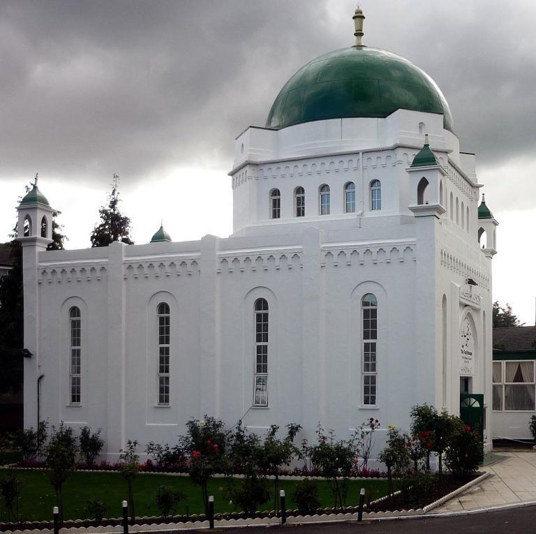 ahmadiyya masjid, london