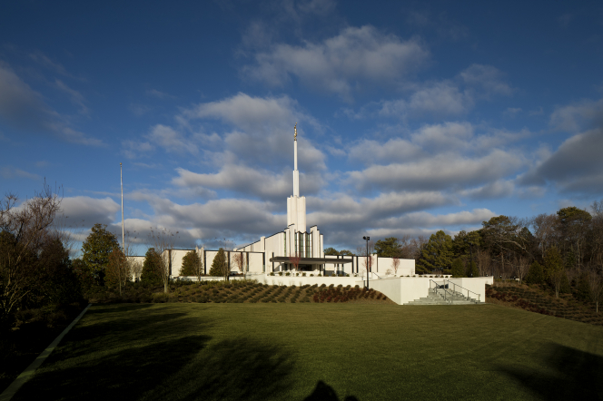Georgia's very first Latter-day Saint temple