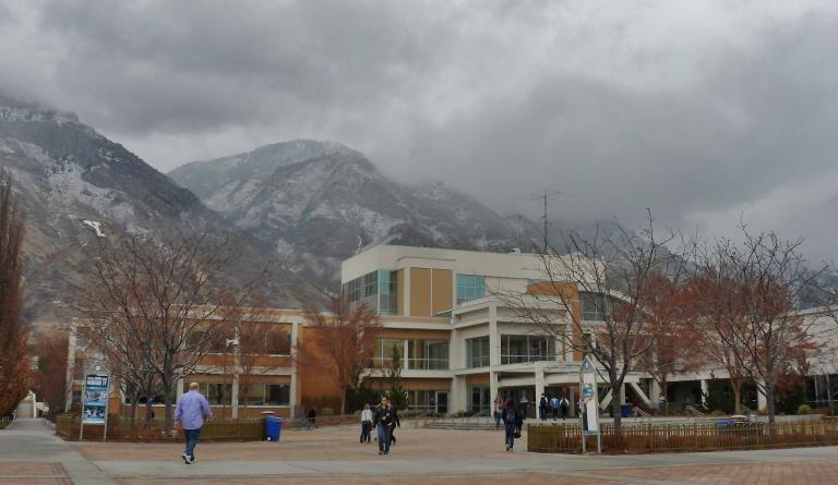 BYU's Wilkinson Center