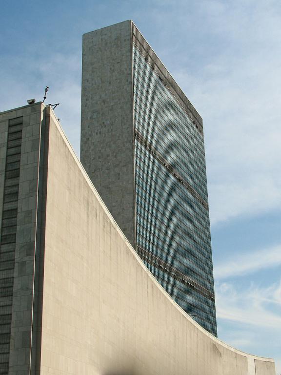 UN HQ NYC NY USA