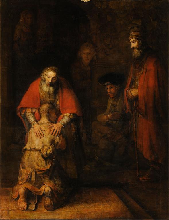 Rembrandt's Prodigal