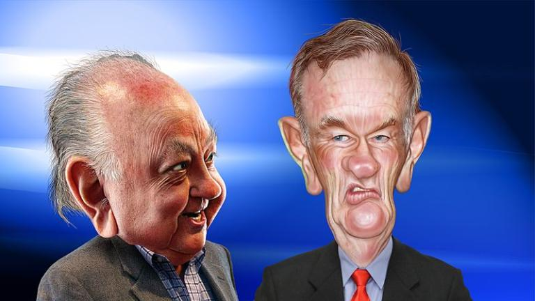 Ailes and O'Reilly