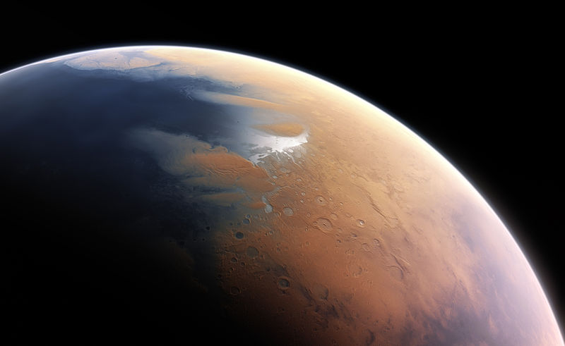 Mars, as it might have been