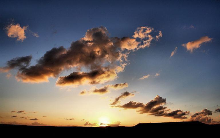 Negev sundown