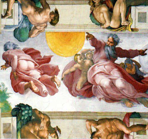 Michelangelo's Creator