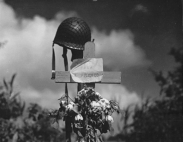 Carentan memorial