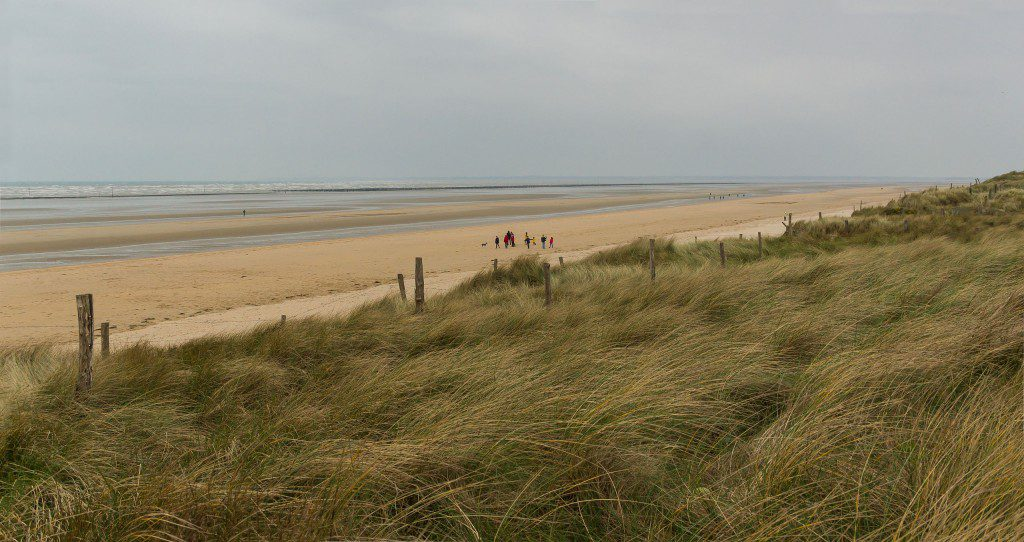 Utah Beach, of D-Day fame