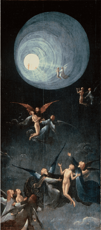 Bosch's NDE painting