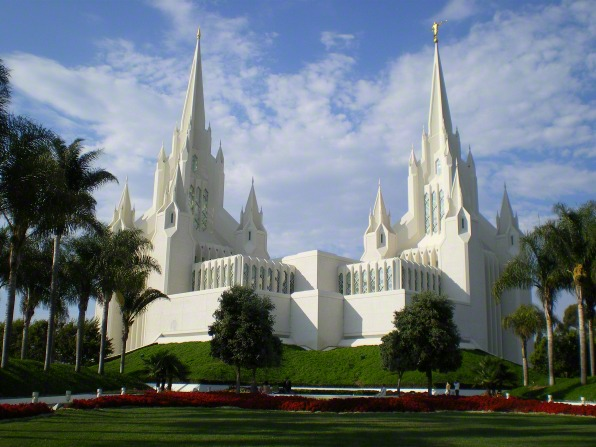 California's third temple, I believe.