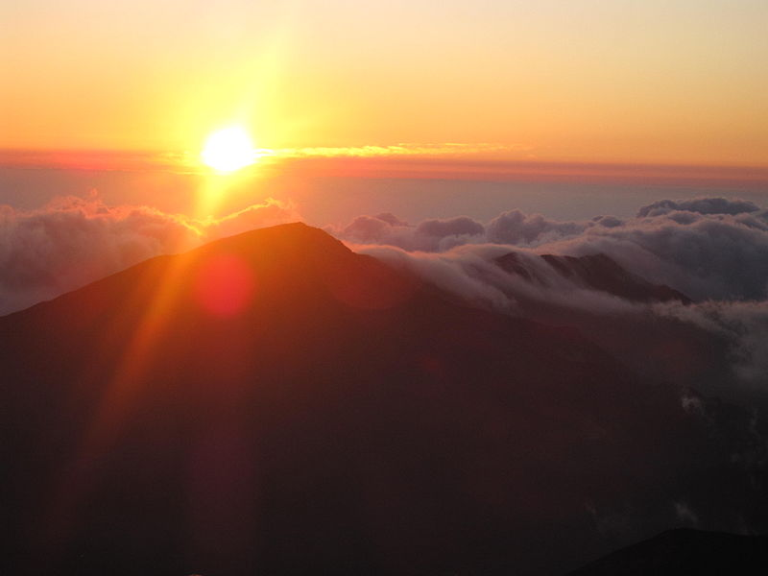 Maui dawn
