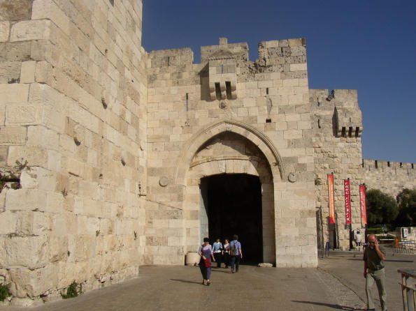 J'lem's Jaffa Gate
