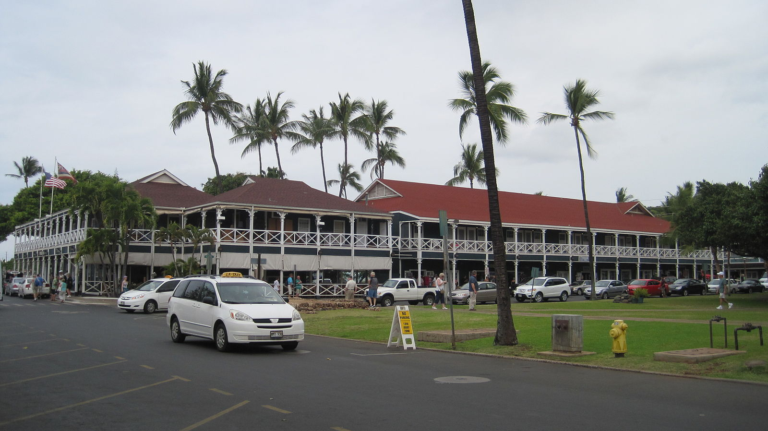 Lahaina's Pioneer Inn
