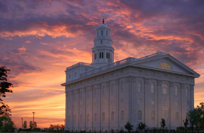 Nauvoo's second LDS temple