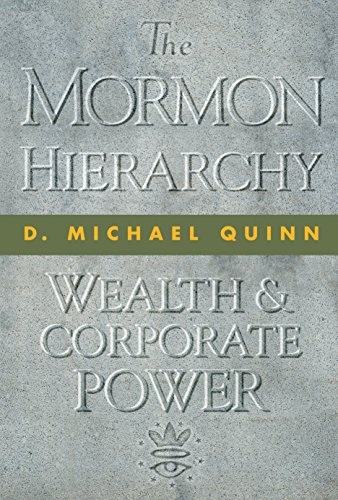 """""""Wealth and Corporate Power"""""""