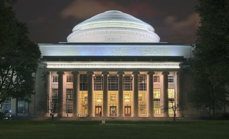 MIT's iconic dome