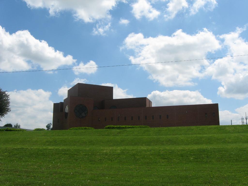 Muslim building in Indiana