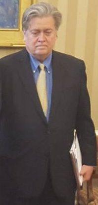 Mr. Steve Bannon, bigot
